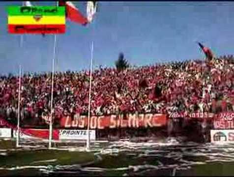 Aguante Ñublense - Los REDiablos - Ñublense