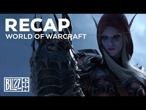 Blizzcon 2019 | World of Warcraft Recap