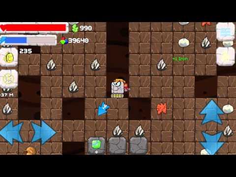 Video of Digger Machine - find minerals