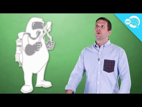 radiation - Josh explains the science behind the healthy green glow. Share on Facebook: http://goo.gl/3ySTRB Share on Twitter: http://goo.gl/3W9wtW Subscribe: http://goo...