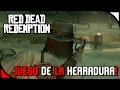 Red Dead Redemption Juego De La Herradura Gameplay Espa