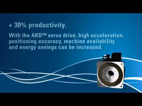 Kollmorgen CDDR Motor Video