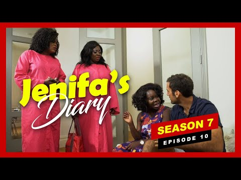 Jenifa's diary S7EP10- FREEDOM | (JENIFA In LONDON )