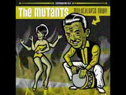 The Mutants - Karate Child