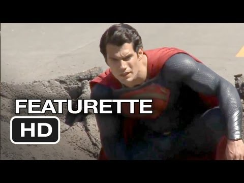featurette - Watch the MAN OF STEEL ALIEN INVASION: http://goo.gl/7458e Subscribe to TRAILERS: http://bit.ly/sxaw6h Subscribe to COMING SOON: http://bit.ly/H2vZUn Like us...