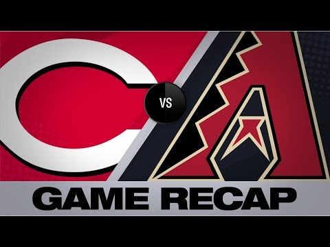 Kelly, Dyson carry D-backs past Reds | Reds-D-backs Game Highlights 9/14/19