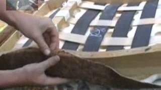 Реставрация старого кресла своими руками