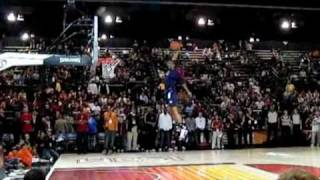 James White (Dunk #1) - 2009 NBA D-League Dunk Contest