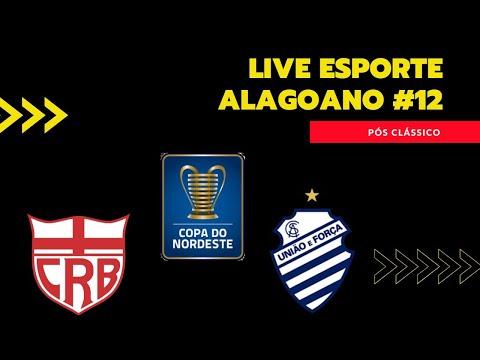 Live Esporte Alagoano #12
