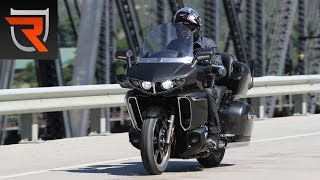 10. 2018 Yamaha Star Venture Second Ride Review Video | Riders Domain