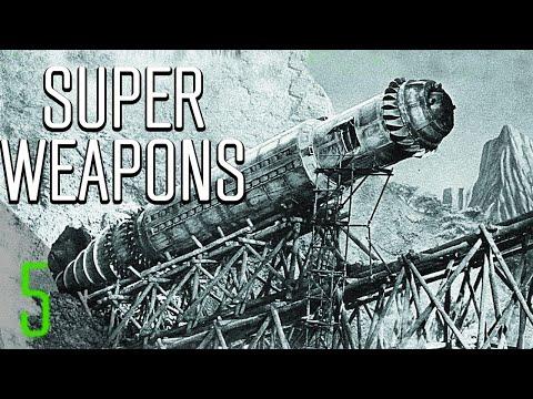 5 Lost Soviet Super Weapons