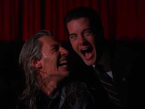 Twin Peaks - Last scene in the Black Lodge (part 5)