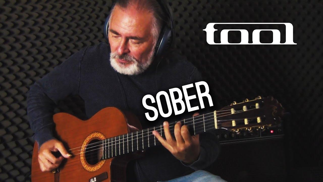 TOOL | SOBER | ACOUSTIC GUITAR COVER | solo de violão