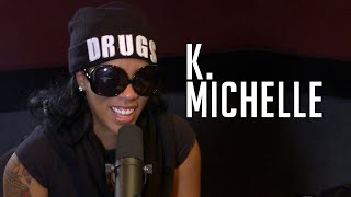 K. Michelle wants Ebro to eat her hot pocket!