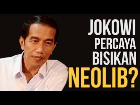 Jokowi Percaya Bisikan Neolib?