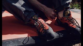 Скальные туфли на шнуровке La Sportiva Testarossa