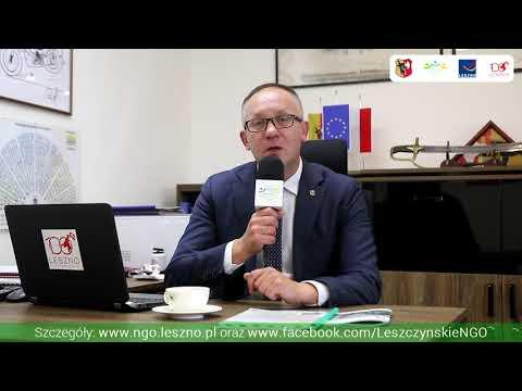 Prezydent Łukasz Borowiak zaprasza na AOL!