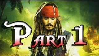 Pirates Of The Caribbean Dead Mans Chest PSP  Walkthrough Part 1