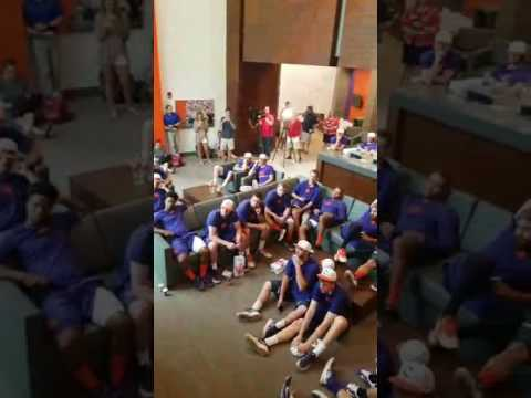 TigerNet.com - Watch as Clemson learns who they play in the Regional