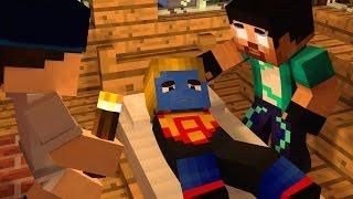 Minecraft - PARAÍSO - #80 O AFREIM PERDEU OS BRAÇOS?