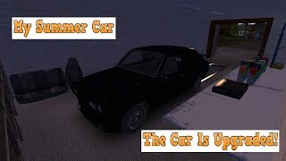 In this video I am playing My Summer Car. This game is about building your summer car and drinking beer. This is not a non...