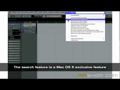 Cubase 6 Tutorial Chapter 1: Getting Started