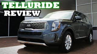 2020 Kia Telluride Review | BARGAIN Land Rover?