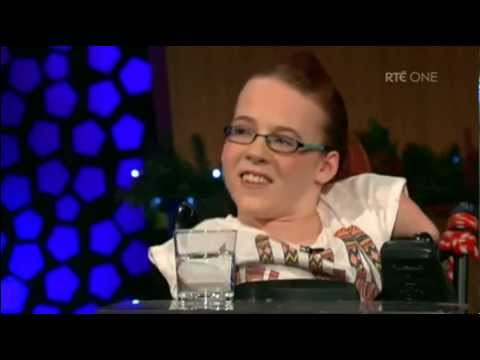 Joanne O'Riordan Chats About Having Total Amelia Syndrome