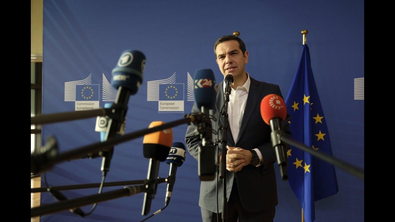 Δήλωση μετά την ολοκλήρωση της Άτυπης Συνάντησης Εργασίας για τη Μετανάστευση και το Άσυλο
