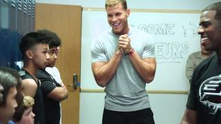 BGCP3TV in HD – Episode Two, starring Blake Griffin and Chris Paul