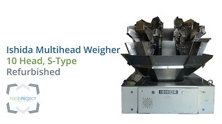 Ishida Multihead Weigher | S-Type | 10 Head