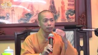Niềm Tin Đối Với Tam Bảo - Thầy Thích Quang Thạnh