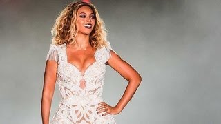 Beyonce Pulled Off Stage By A Wild Fan | POPSUGAR News