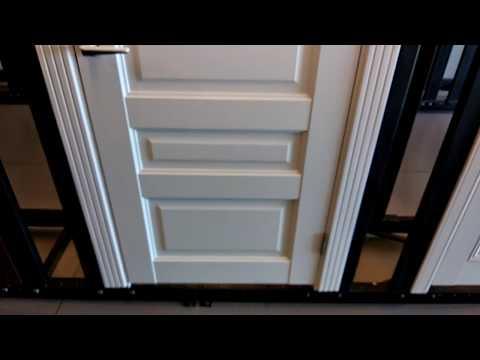 Дверь ЭРМИТАЖ-2 глухая (Белая)