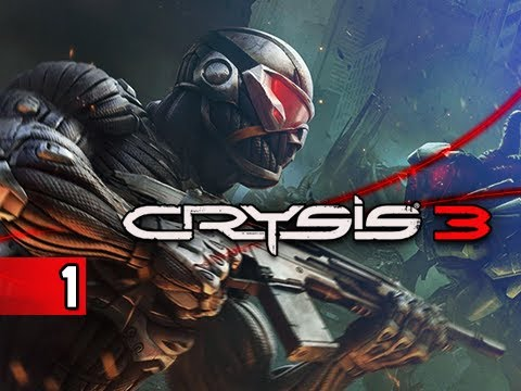 crysis - Crysis 3 Walkthrough - Part 1 Post Human PC Let's Play Gameplay Commentary http://www.youtube.com/watch?v=R9DqsQ07wPw Crysis 3 walkthrough! Walkthrough and L...