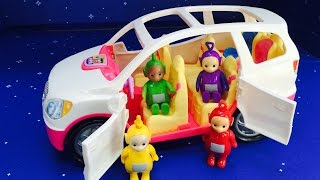 Video TELETUBBIES Toys Fisher Price Van Ride! MP3, 3GP, MP4, WEBM, AVI, FLV Oktober 2018