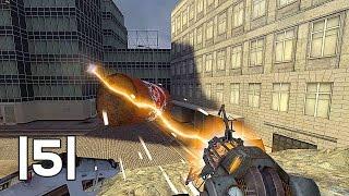 Half-Life 2: Deathmatch │5│ Radosti Stěhováků