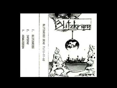 BLITZKRIEG - Inferno - 1980 Demo