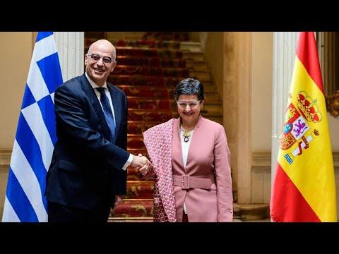 Νίκος Δένδιας: «Τα δύο τουρκο-λιβυκά μνημόνια υπονομεύουν την ειρήνη και τη σταθερότητα»…