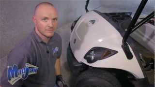 9. Light Kit for Yamaha® Drive®  | How to Install Video | Madjax® Golf Cart Accessories