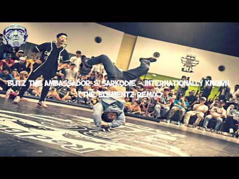 Blitz The Ambassador & Sarkodie - Internationally Known (The Elementz Remix)