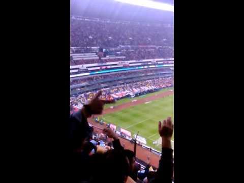 La ReBeL semifinal 2015 azteca - La Rebel - Pumas