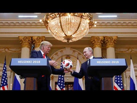 Τραμπ-Πούτιν: Το κλίμα άλλαξε στο Ελσίνκι
