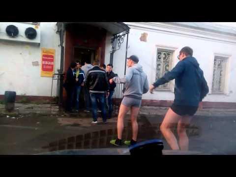 Приколы в Костроме (видео)