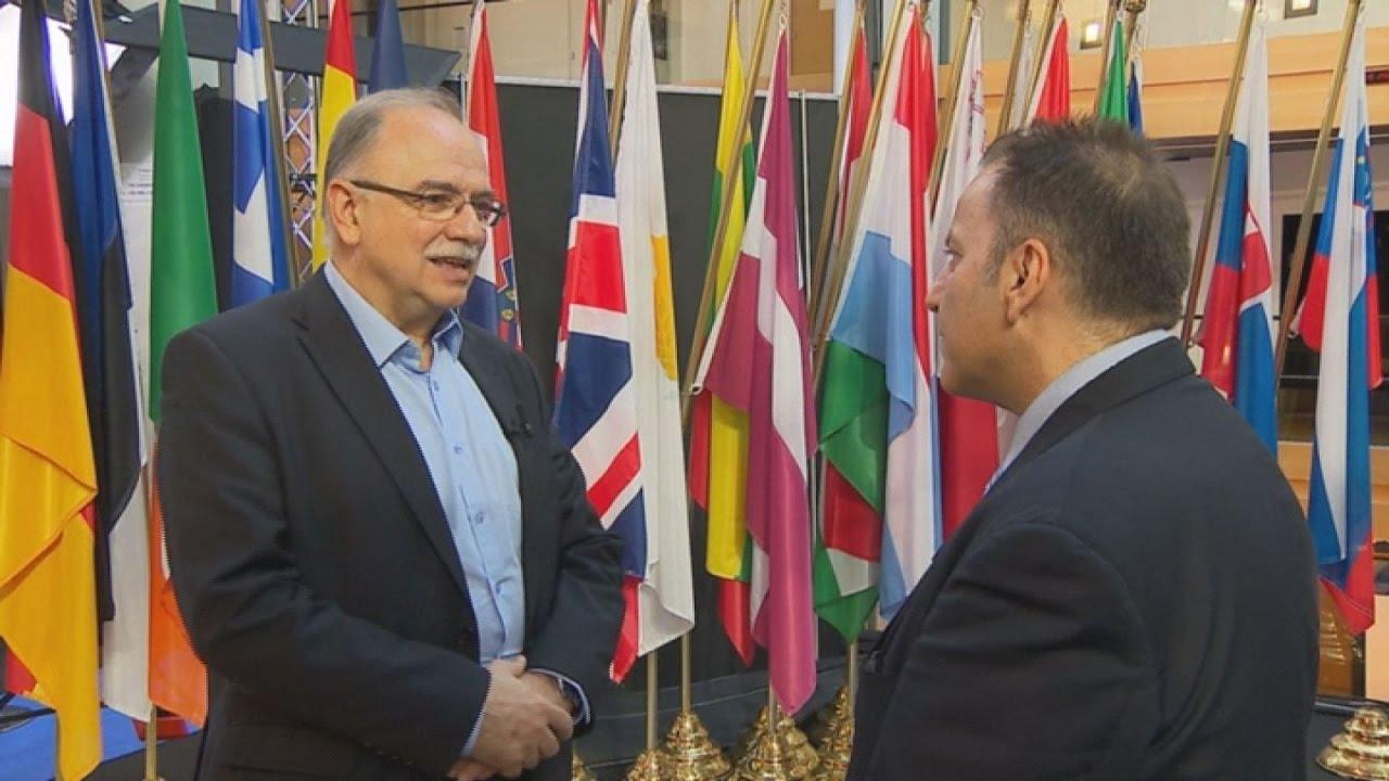 """""""Η Ελλάδα παίζει ρόλο στις ευρω-αραβικές σχέσεις"""""""