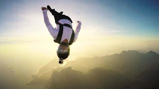 Take flight with more epic videos on Red Bull TV: http://win.gs/RedBullTVAerial Skydiver and wingsuit pilot Jokke Sommer visited Rio de Janeiro, Brazil with ...