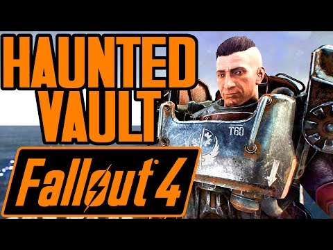 Fallout 4 - Haunted Vault 165 - Quest Mod For Xbox, PS4, & PC