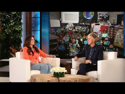VIDEO: Teacher honored on The Ellen Show!