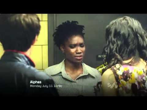 Трейлер сериала Люди Альфа