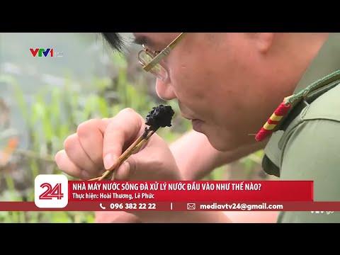 Nhà máy nước Sông Đà xử lý nước đầu vào như thế nào? @ vcloz.com